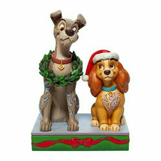 Decked out Dogs Figurine 17cm