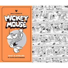 """Walt Disney's Mickey Mouse Vol. 10: """"planet of Faceless Foes"""""""