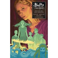 Buffy Season Ten Volume 5: Pieces On The Ground