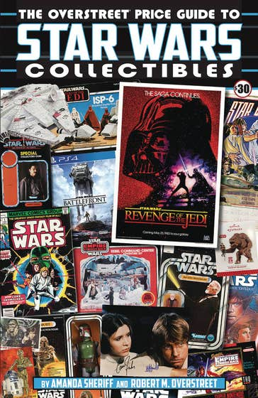 The Overstreet Price Guide To Star Wars Collectibles