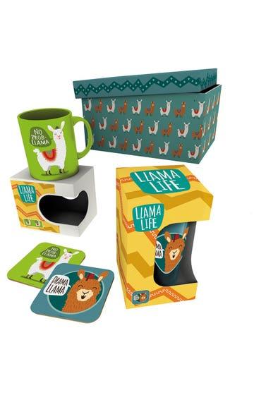 Llama Gift Set