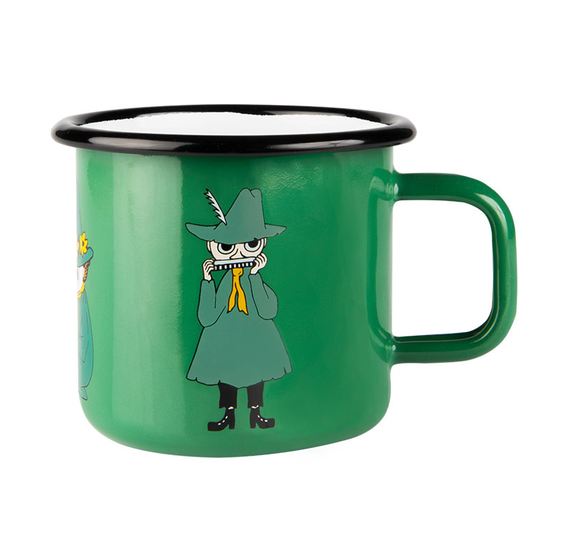 Snufkin Enamel Mug 3,7dl