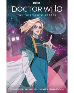 Doctor Who: The Thirteenth Doctor Volume 1