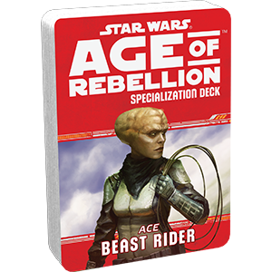 Ace Beast Rider Specialization Deck