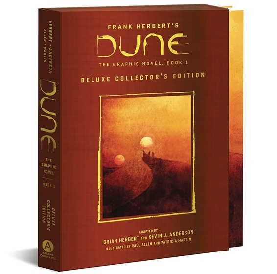 Dune Deluxe Collector's Edition Ed Vol. 01