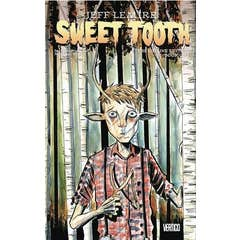 Sweet Tooth Deluxe Edition Book One