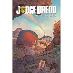 Judge Dredd: The Blessed Earth, Vol. 1