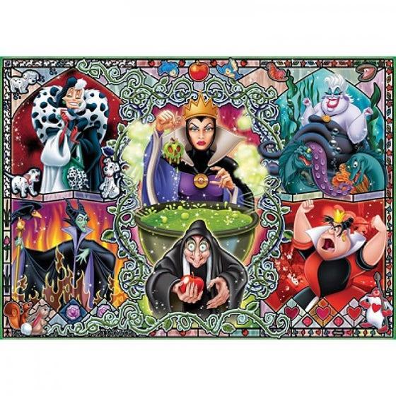 Disney Witches Puzzle (1000)