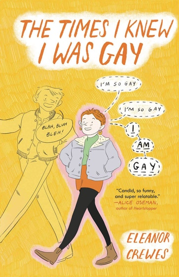 The Times I Knew I Was Gay Graphic Memoir