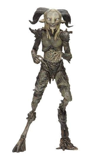 Pans Labyrinth Old Faun Gdt Signature Collection 7in Af