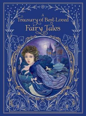Treasury of Best-loved Fairy Tales, A