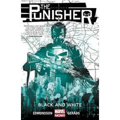 Punisher, The Volume 1: Black And White