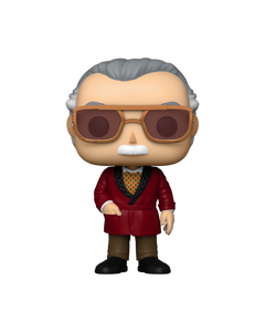 Stan Lee Cameo POP! Icons Vinyl Figure