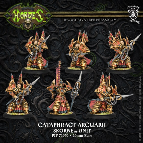 Cataphract Arcurii