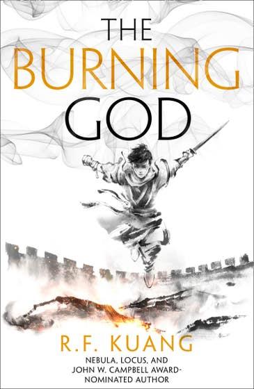 The Burning God (The Poppy War, Book 3)