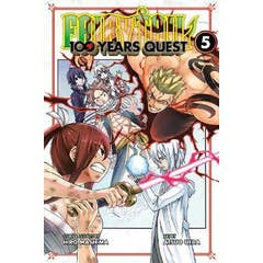 Fairy Tail: 100 Years Quest 5