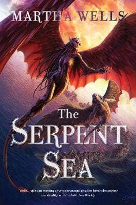The Serpent Sea: Volume Two of the Books of the Raksura