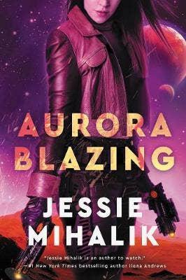 Aurora Blazing: A Novel