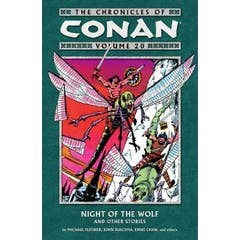 Chronicles Of Conan Volume 20: Night Of The Wolf And Other Stories