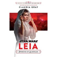 Journey to Star Wars: The Last Jedi Leia, Princess of Alderaan