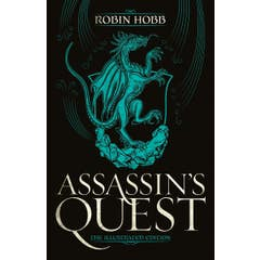 Assassin's Quest: The Illustrated Edition HC