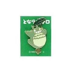 Big Totoro Flying Pin Badge