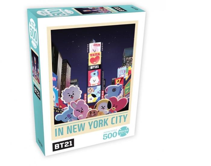 BT21 Puzzle (500)