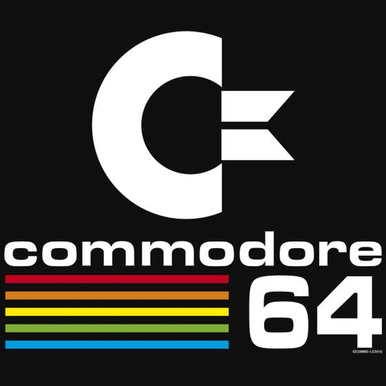 Commodore 64 Easyfit T-shirt (XS)