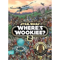 Star Wars Where's the Wookiee 2 Search and Find Activity Book
