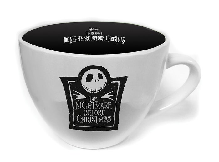 Nightmare Before Christmas Cappuccino Mug 630 ml