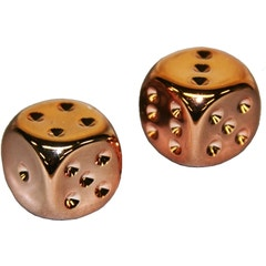 Copper Plated 16mm D6 (2)