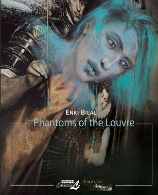 Phantoms Of The Louvre: The Louvre Collection