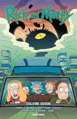 Rick and Morty Vol. 7, Volume 7