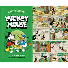 Walt Disney's Mickey Mouse Color Sundays Vol. 1: Call of the Wild