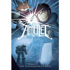 The Stonekeeper's Curse (Amulet #2), 2