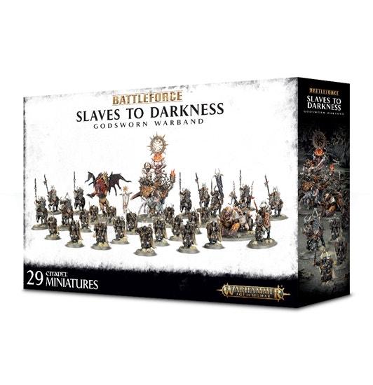 Battleforce Godsworn Warband