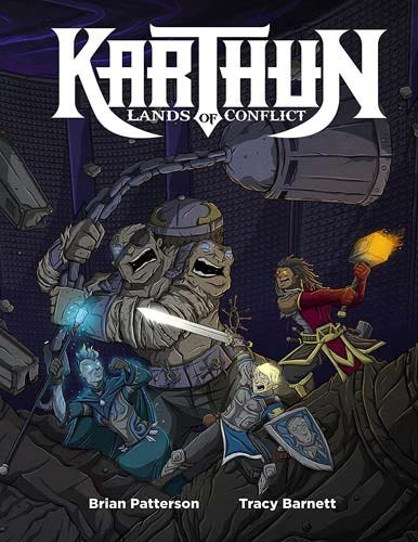 Karthun Lands of Conflict