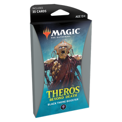 Theros Beyond Death Black Theme Booster Pack