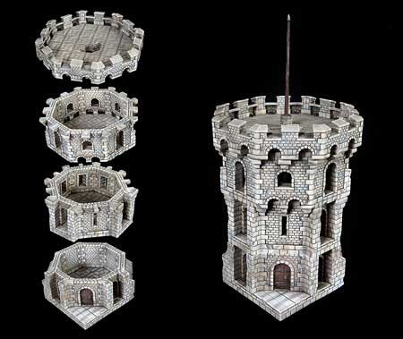 Freestanding Tower