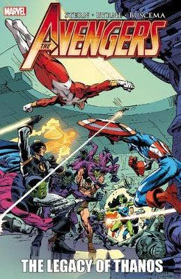 Avengers: The Legacy Of Thanos