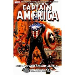Captain America: The Death Of Captain America Volume 3 - The Man Who Bought America