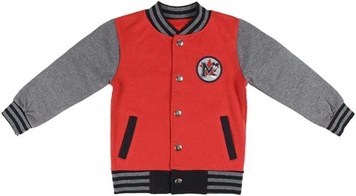 Mickey Mouse Sports Jacket Kid's Sweatshirt (4 Years)