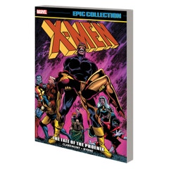X-men Epic Collection Fate of Phoenix