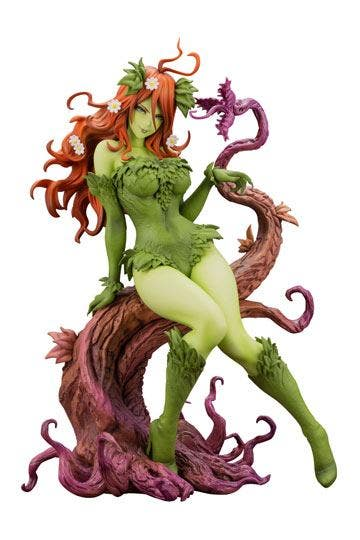 DC Comics Poison Ivy Returns Bishoujo Ltd Edition Px Statue