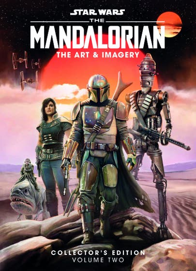 Star Wars The Mandalorian: The Art & Imagery Collector's Edition Vol. 2