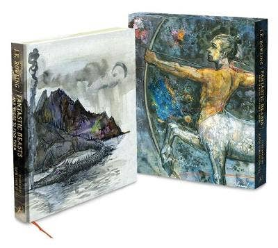 Fantastic Beasts and Where to Find Them: Deluxe Illustrated Edition