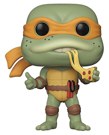 Pop Teenage Mutant Ninja Turtles Michelangelo Vin Fig