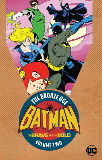 Batman: The Brave and the Bold: The Bronze Age Volume 2