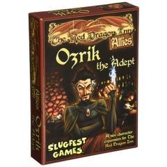 The Red Dragon Inn: Allies – Ozrik the Adept