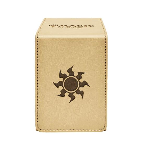 White Alcove Flip Box
